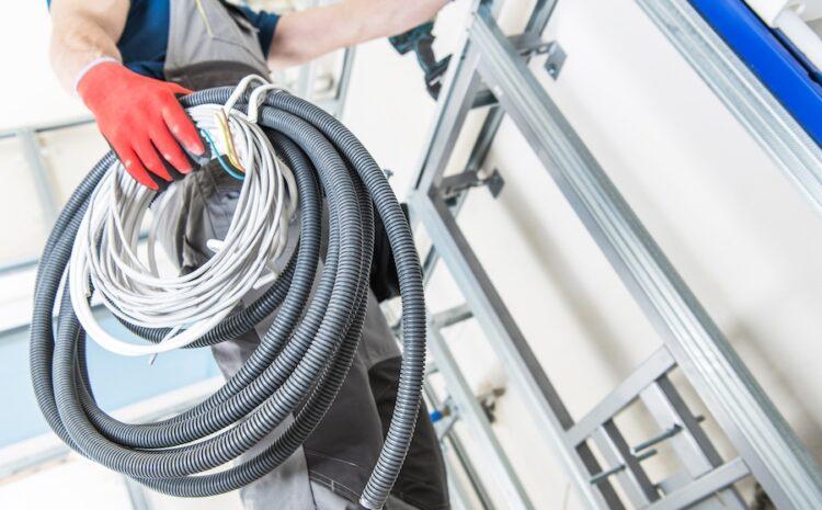 Inlocuirea instalatiei electrice de 24v in subsolul blocurilor se face doar cu o firma autorizata