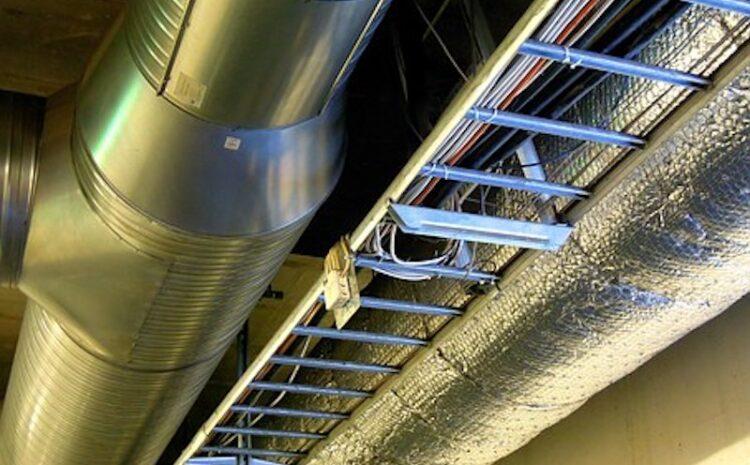 Instalatii electrice pentru uz industrial