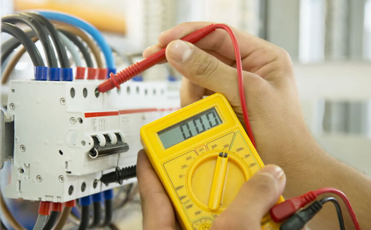 Mentenanta instalatiilor electrice