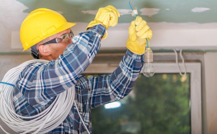 10 motive pentru care chiar trebuie sa chemi un electrician