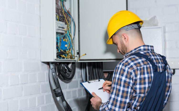 Servicii de verificare a instalatiei electrice